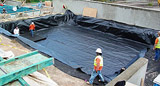 hdpe secondary containment liners